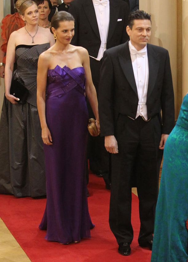 Ly Jürgenson ja Jari Litmanen