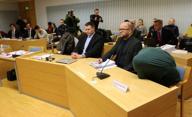 Oulun käräjäoikeus aloitti laittoman maahantulon järjestämistä koskevan oikeudenkäynnin maanantaina 16. tammikuuta.
