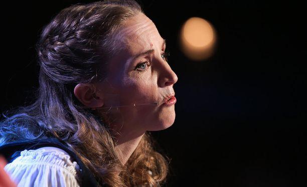 Kristan esitys sai vierailevan tuomarin Ninni Poijärven puhkeamaan kyyneliin.