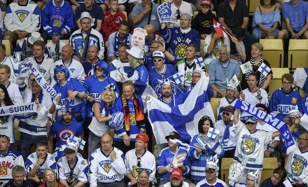 Leijonat pelaa alkulohkon ottelunsa Kosicessa ensi vuonna jääkiekon MM-kisoissa.