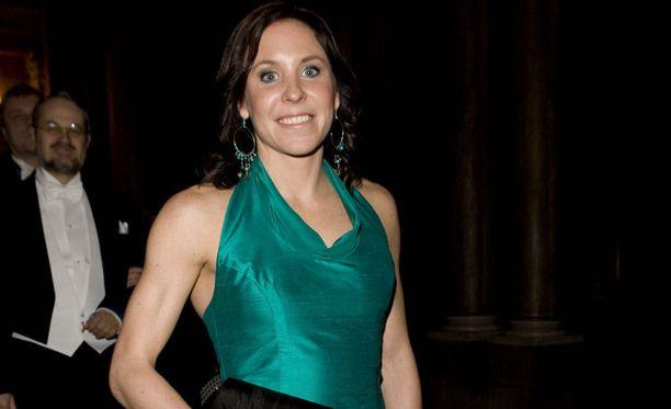 Hanna Ljungberg on Ruotsin maajoukkuelegenda.