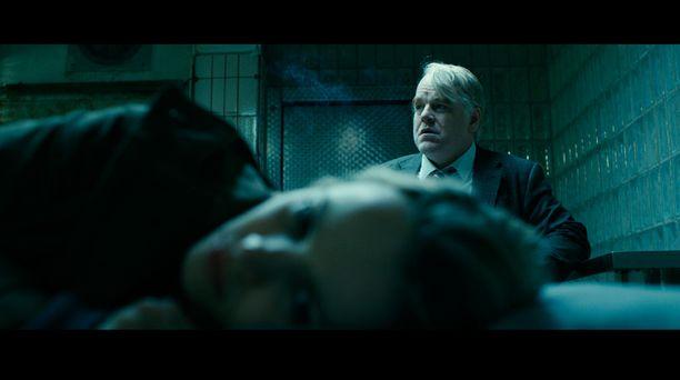 Hoffmanin tähdittämä A Most Wanted Man -elokuva sai vasta tammikuussa ensi-iltansa.