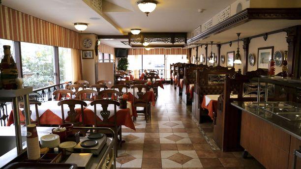 Tältä ravintola näytti ennen muutosta.