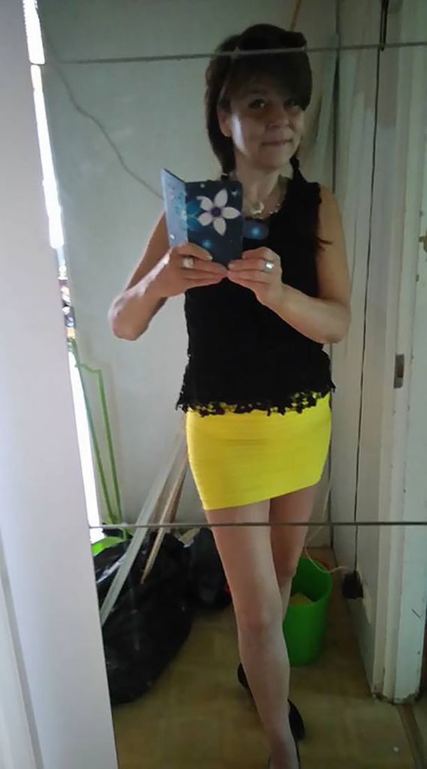 Brita Hoffman toivoi pitkään löytävänsä vaatteita, joissa näyttäisi hyvältä. - Oli kannustavaa, kun jouduin koko syksyn jatkuvasti uusimaan vaatevarastoani.