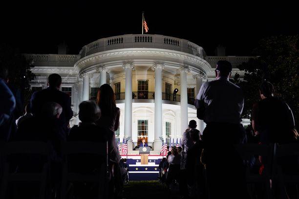 Marraskuussa selviää, kuka istuu Valkoisessa talossa seuraavat neljä vuotta.