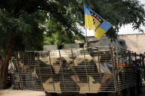 Suuri osa Ukrainassa taistelleista ulkomaalaisista on liittynyt Azov-pataljoonaan. Nykyisin pataljoona on Ukrainan hallinnon alainen.