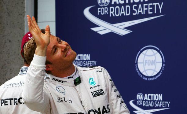 Nico Rosberg on avainpelaaja ensi kauden kuljettajaruletissa.