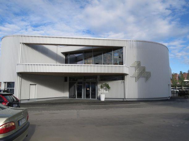 Janne Kantee suunnitteli Kuuman rakennuksen Tampereen kaupungin omistamalle tontille.
