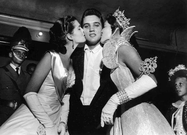 Elvis olisi täyttänyt tammikuun 8. päivä 80 vuotta.