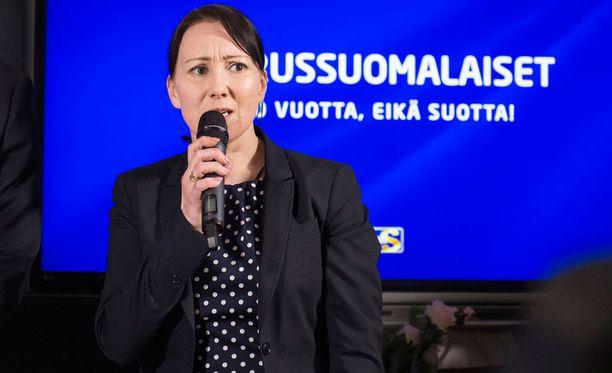 Voiko Hanna Mäntylä jatkaa ministerinä?