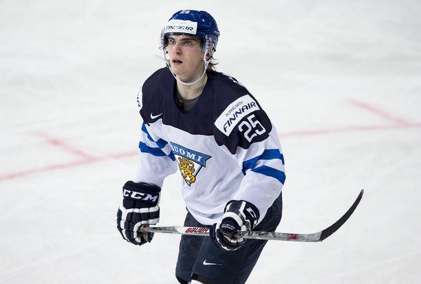 Julius Nättinen voitti nuorten MM-kultaa 2016 kotikisoissa.