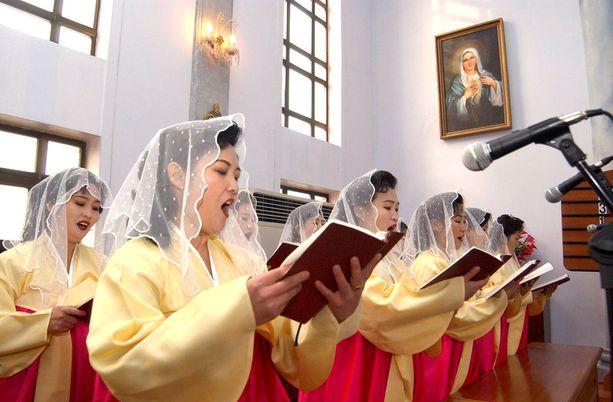 iltalehti joulu 2018 Joulu kielletty   Pohjois Koreassa kristinuskon tunnustaminen voi  iltalehti joulu 2018