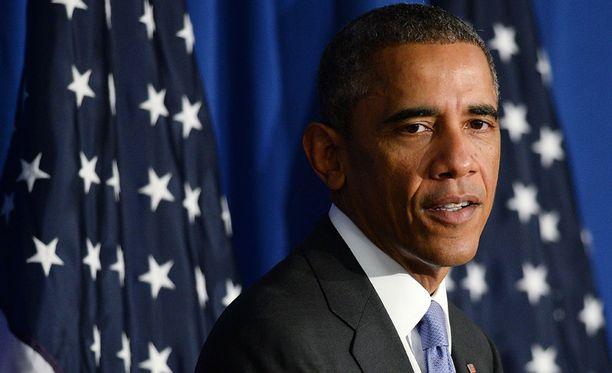 Obamalla kävi nolosti ravintolassa.
