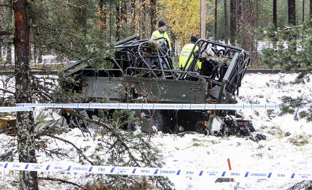 Syyttäjät olivat jyrkästi eri mieltä Helsingin hovioikeuden tuomiosta, joka vapautti varusmieskuljettajan syytteistä.