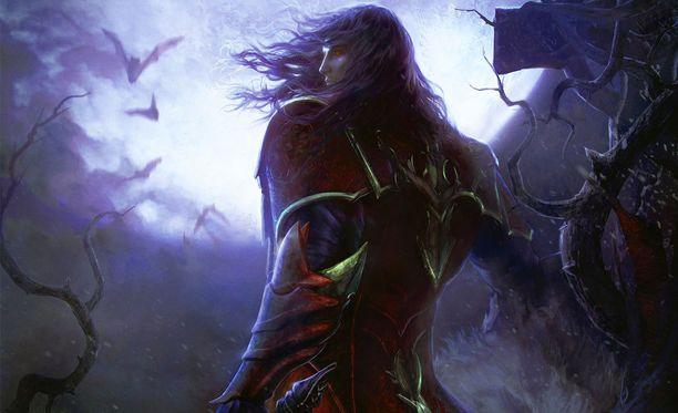 Castlevanian peliversio on vampyyriseikkailu.