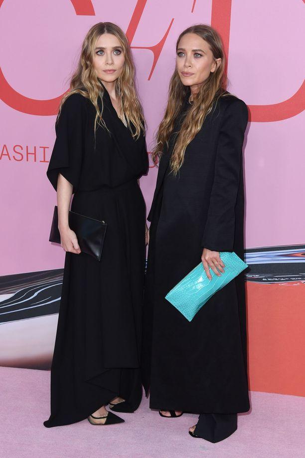 Ashley Olsen ja Mary-Kate Olsen