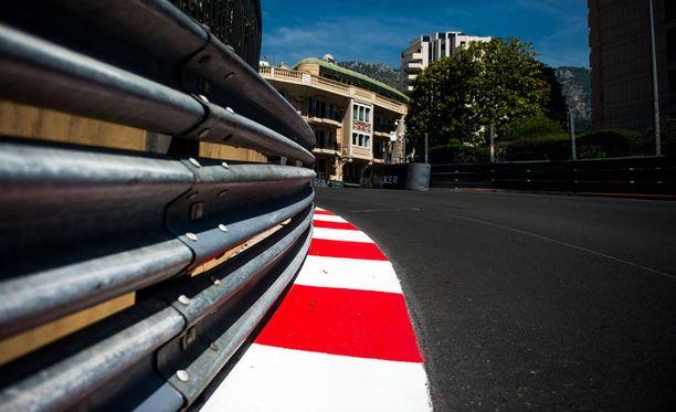 Monacon katuradan valmistaminen kestää viikkoja.