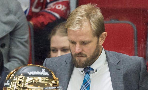 Petri Matikaisen Pelicans taipui Tampereella.