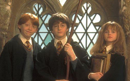 Ensimmäisestä Harry Potter -elokuvasta 20 vuotta - nämä oudot esineet Daniel Radcliffe kähvelsi kulisseista