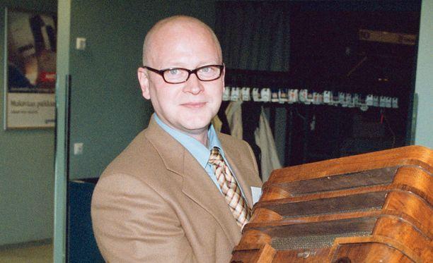 Jukurien toimitusjohtaja Harri Tammiruusu nauttii hallituksen puheenjohtajan luottamusta.