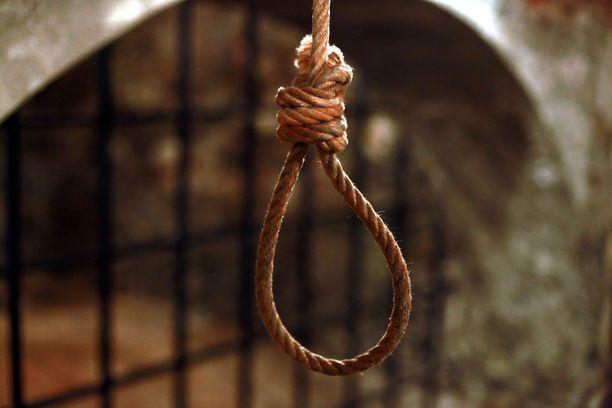 Tansania ei ole käyttänyt kuolemanrangaistusta sitten vuoden 1994. Kuvituskuva.