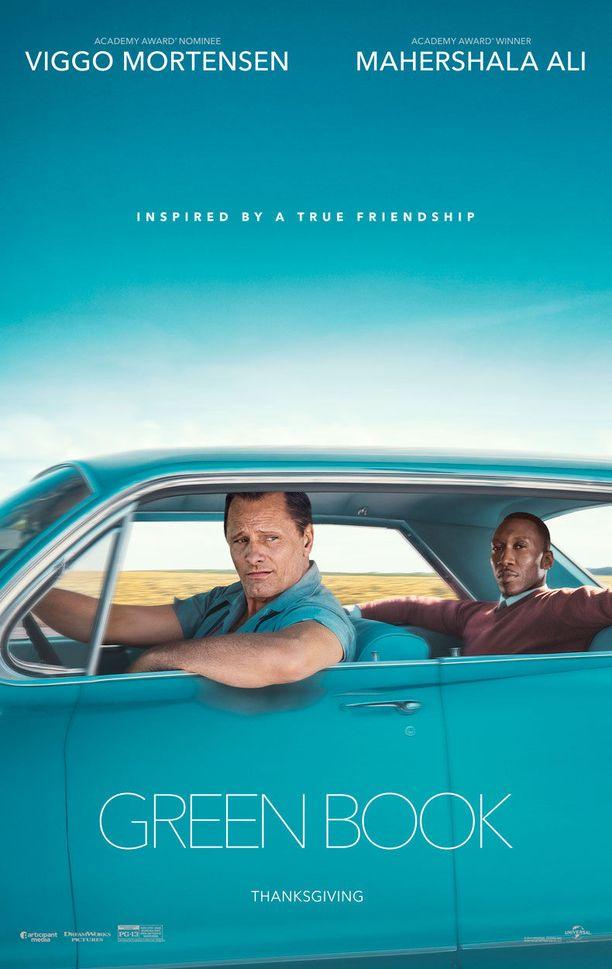 Green Book kertoo pianistista ja hänen autonkuljettajastaan 1960-luvun alussa. Green Book vei kotiin parhaan elokuvan Oscar-palkinnon. Palkinnon elokuvalle jakoi Julia Roberts.