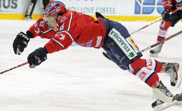 Mikko Kousa siirtyy Venäjälle.
