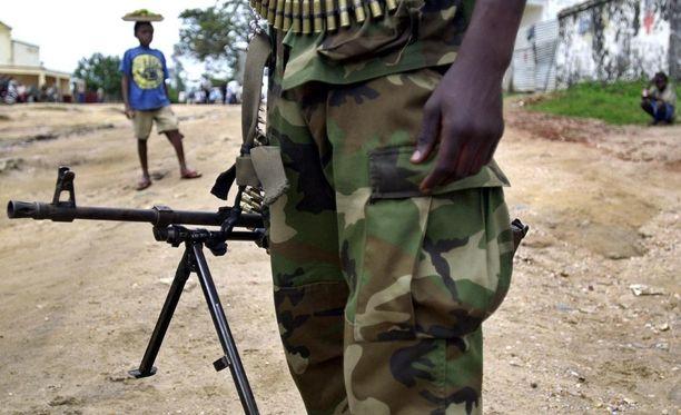 Kongon demokraattisessa tasavallassa erilaiset aseelliset ryhmät ottavat jatkuvasti yhteen.