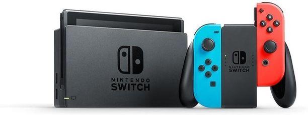 Black Friday on hyvää aikaa hankkia joululahjat. Nintendo Switch on yksi tämän vuoden toivotuimmista lahjoista lapsiperheissä.