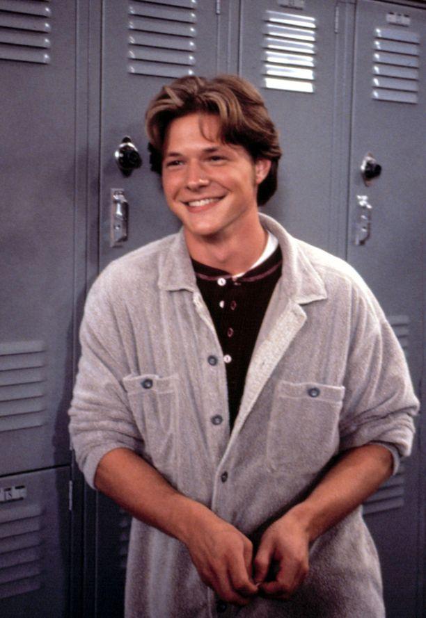 Harvey Kinkle -hahmoa näytellyt Nate hurmasi televisiokatsojia olemuksellaan.