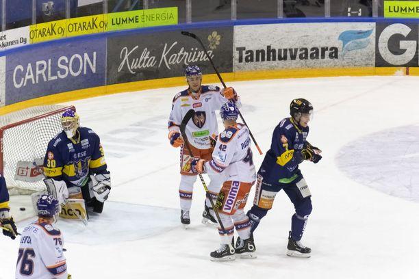Tappara palasi vihdoin voiton makuun, kun Jukurit kaatui Mikkelissä 4-3.