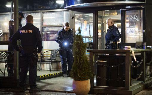 Raaka ampumavälikohtaus Porin keskustassa – kolmesti ravintolatuttavaansa ampuneelle 4 vuotta vankeutta