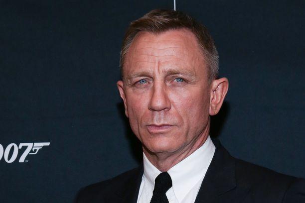 Daniel Craig on marraskuussa viimeistä kertaa James Bond.