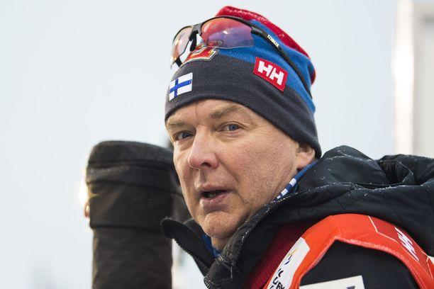 Reijo Jylhä toimi Suomen hiihtomaajoukkueen päävalmentajana vuosina 2001–2006 ja 2014–2018.