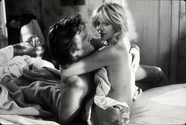 Goldie Hawn ja Kurt Russell ovat tehneet useita elokuvia yhdessä.