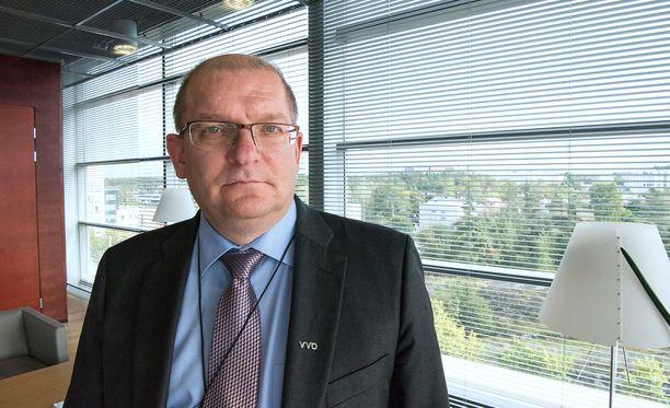 Teollisuusliiton ja Teknologiateollisuuden kiistaa neuvotellaan jälleen maanantaina. Teollisuusliiton puheenjohtajana toimii Riku Aalto.
