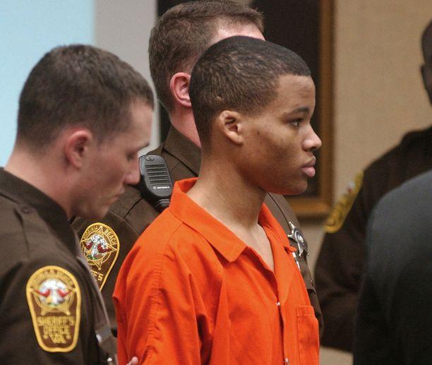Lee Malvo tuomittiin elinkautiseen.