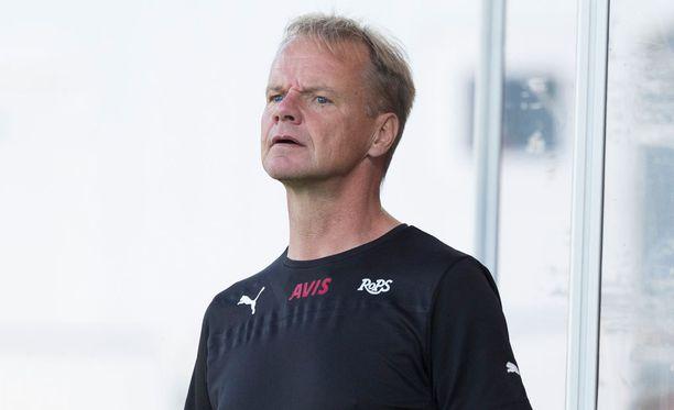 Juha Malinen tunnusti, että HJK on melkoinen seinä kiivettäväksi.