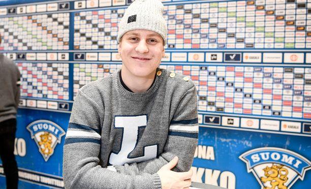 Eeli Tolvanen on tehnyt Jokereille tällä kaudella 17 maalia.