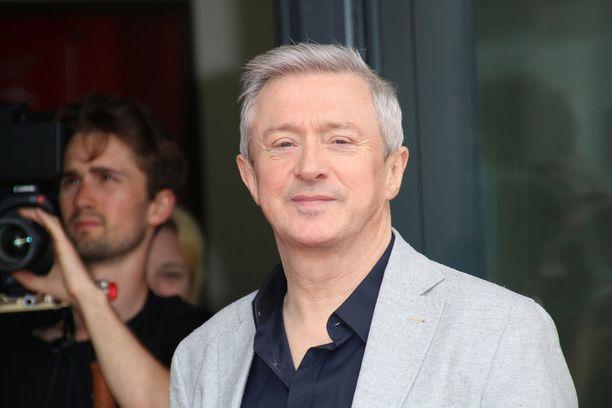 Louis Walsh on tunnettu manageri ja tuomari.