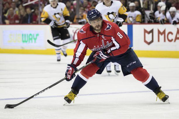Aleksandr Ovetshkinin arvo sponsorien silmissä nousi Stanley Cupin voittamisen jälkeen.