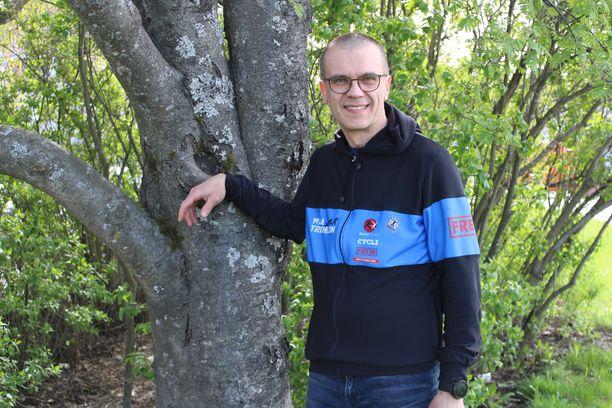 Marko Saari selviytyi erittäin harvinaisen sairauden aiheuttamasta tilanteesta.