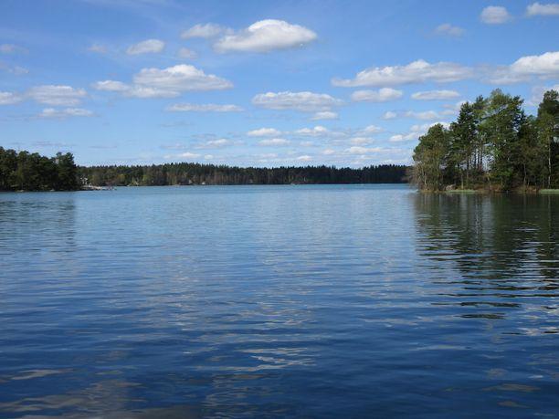 Noin 1,5 neliökilometrin kokoista järveä kunnostettiin kemiallisesti runsas viikko sitten.