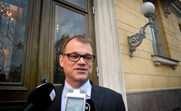Juha Sipilä vaatii tuloksia.