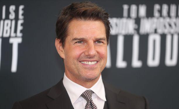 Tom Cruise solahtaa jälleen pian Ethan Huntin rooliin.