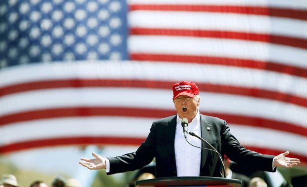 Ulkolinjassa käydään läpi Donald Trumpin presidenttikampanjan merkittävimmät vaiheet.