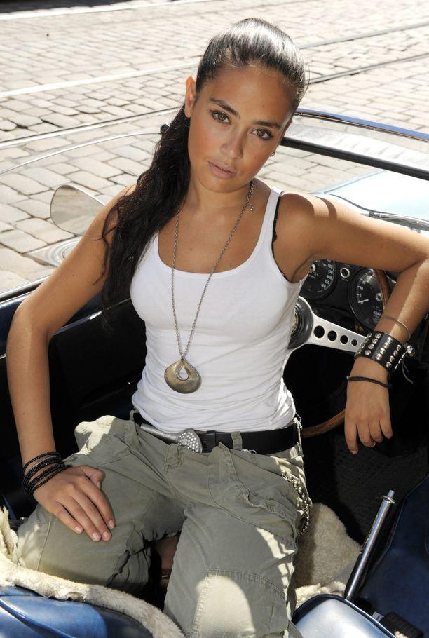 Sofia Zida vuonna 2008.