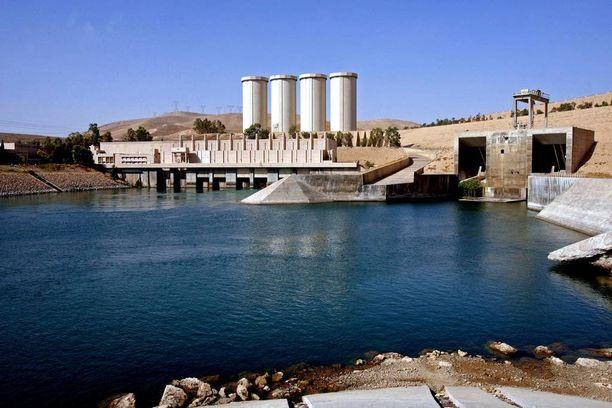 Mosulin padon tilanne on kriittinen. Sen murtuminen aiheuttaisi katastrofin.