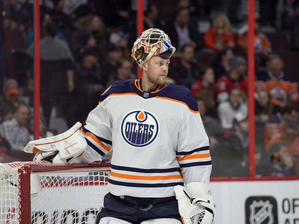 Mikko Koskinen haluaa olla valmis toisen NHL-kautensa haasteisiin.