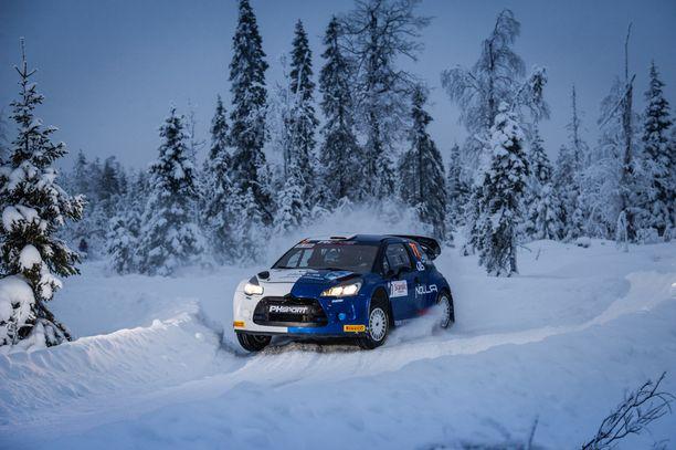 Rovaniemellä ajetaan ensimmäistä kertaa MM-sarjan osakilpailu.